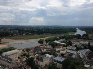 Vue sur la Loire - Nevers/Challuy