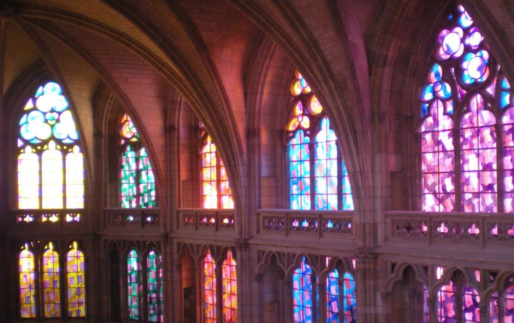 Vitraux de la cathédrale